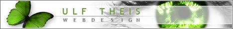 ulf-theis.de - WebDesign Banner 468x60 im Format PNG