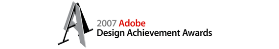 Adobe Design Achievement Awards 2007