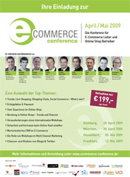 eCommerce conference 2009