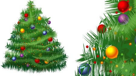 Photoshop Tutorial: Christmas Tree