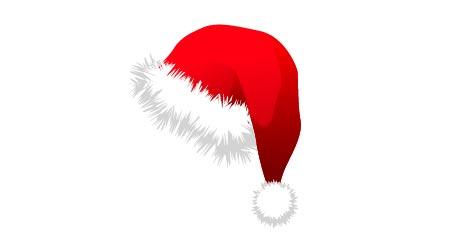 Photoshop Tutorial: Christmas Hat