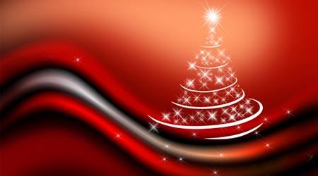 Photoshop Tutorial: Christmas Tree