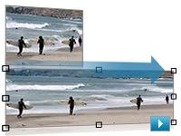 Adobe Photoshop CS4 - Intelligente Skallierung