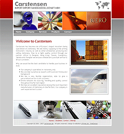 Screenshot Custom Kola Webdesign 8