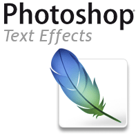 Photoshop: Text Effects